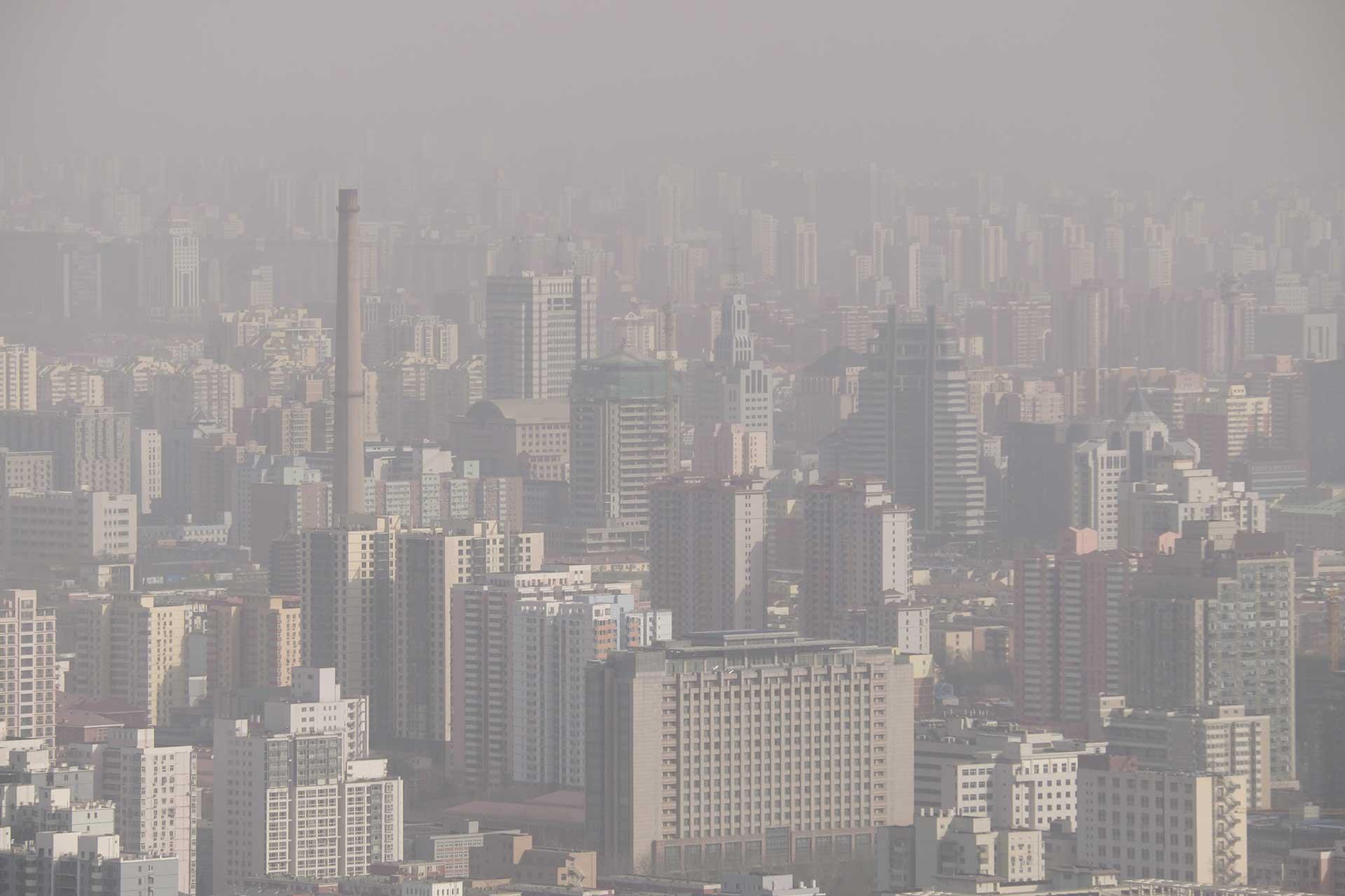 combattere inquinamento con purificatori aria Varya