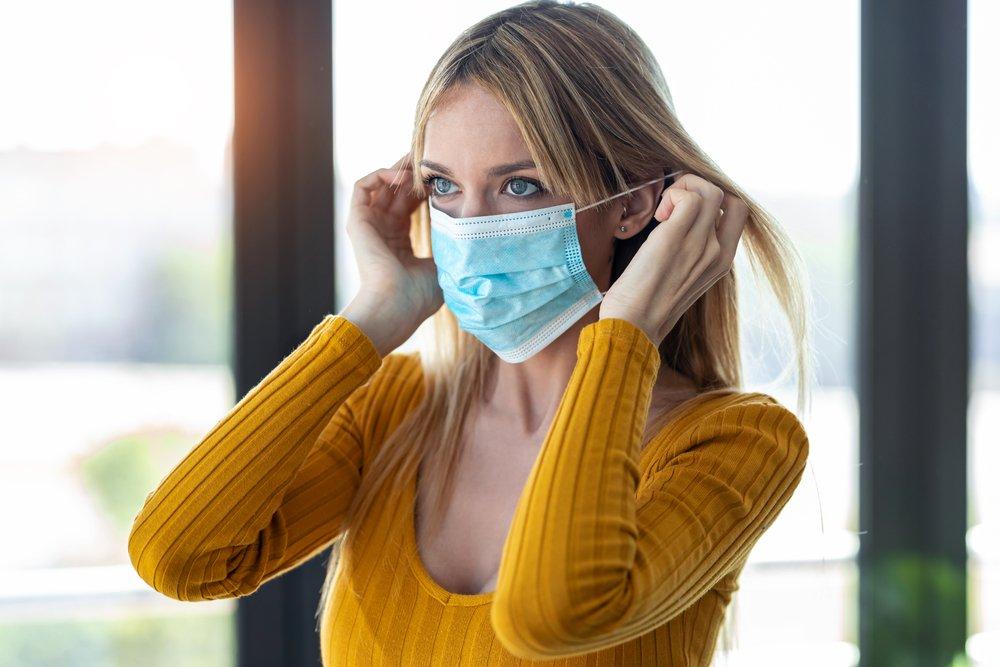 inquinamento-indoor-donna-mascherina